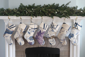 Indian Arbre Stocking