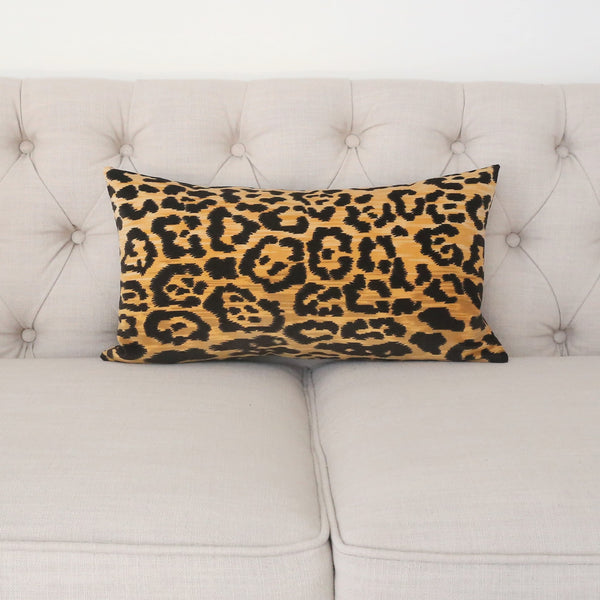 READY TO SHIP - Leopard Velvet 11x20