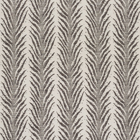 Creeping Fern Basalt fabric