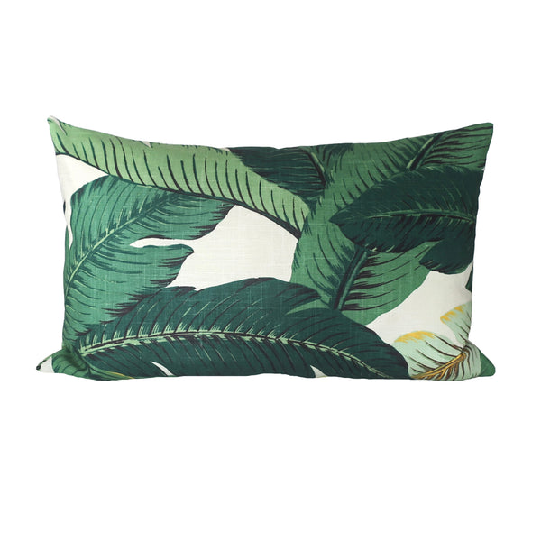 READY TO SHIP - Banana Palm Linen 15x24