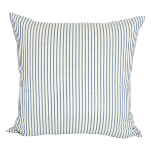 Ticking Stripe Blue