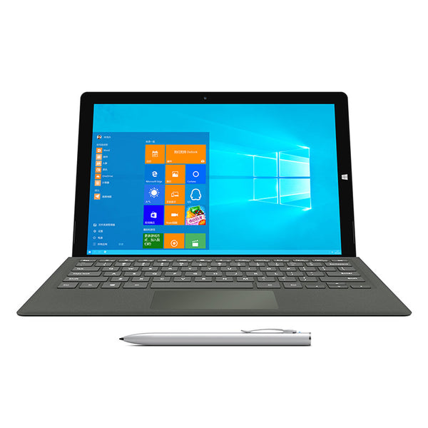 Teclast Tablet PC 12.2 inch Windows 10 IPS Capacitive M3-7Y30 Quad Core 1.0GHz 8GB
