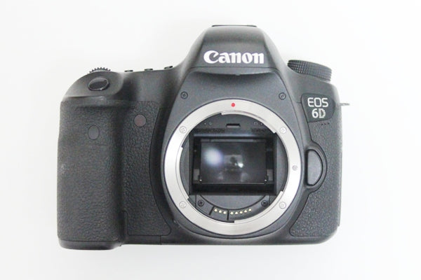 "Canon 6D DSLR Camera -20.2MP -3.0"" LCD -Full HD 1080p Video -wi-fi"
