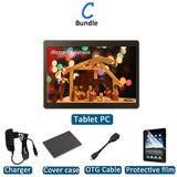 CIGE Call Phone Tablet PC 10.1 inch,Android 7 4GB Ram 64GB Rom  PCs