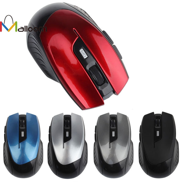 Malloom Wireless Optical Mouse For PC Laptop Notebook Bluetooth 3.0 #LR17