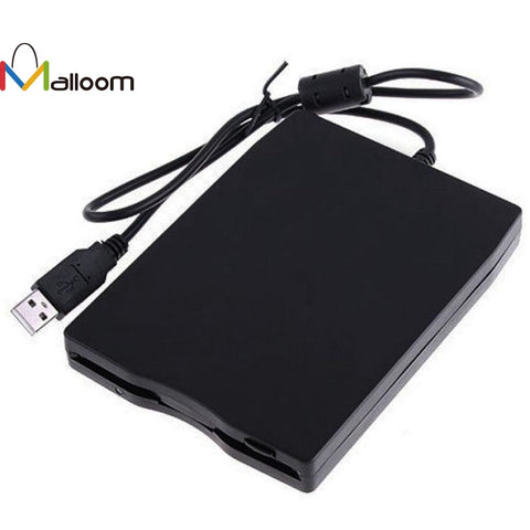 2017 High Quality New 3.5' USB 2.0 External Floppy Disk Drive 1.44 MB FDD for Laptop PC MAC#QD12LR12