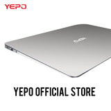 YEPO PC Laptop  computer RAM 2GB ROM 32GB 64/96GB notebook 4.0 Camera