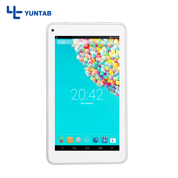 Yuntab Tablet PC Allwinner A33 Quad Core Dual Camera 3G.Cheap Tablet & Phone
