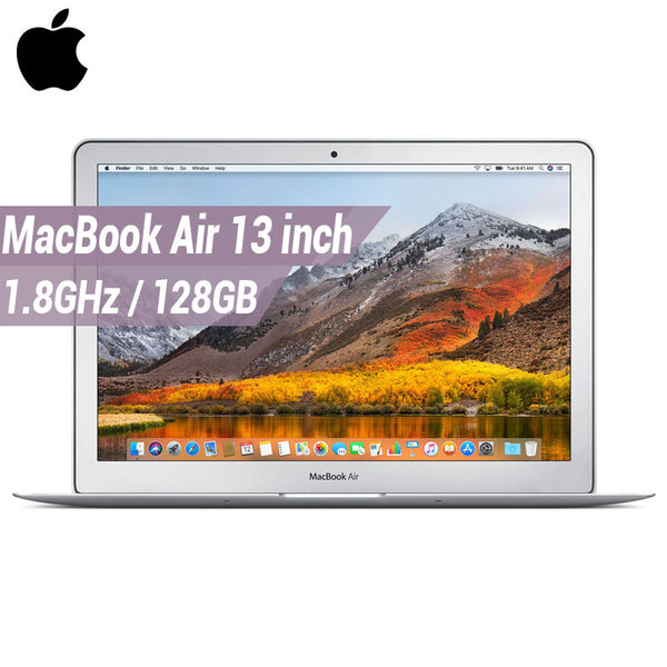 "Apple MacBook Air 13.3""i5 8GB 128G SSD Intel 1.8GHz Laptop Mac OS Notebook Intel"