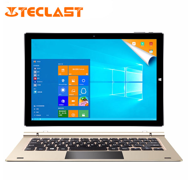 Teclast Tbook PC Tablet,Windows 10+Android 5.1 4G RAM+64G  10.1 inch