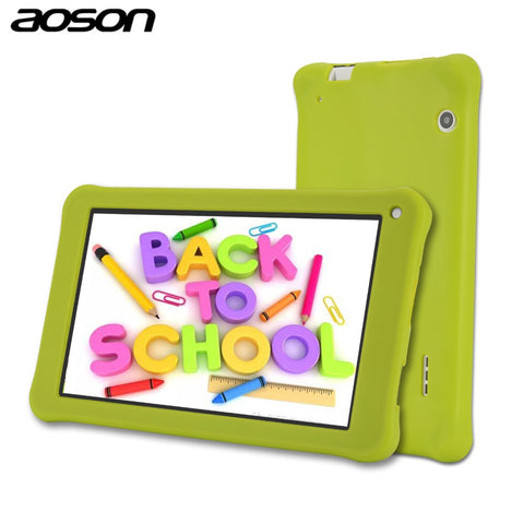7 inch Kids gift Tablet M753 Kids Learning Tablet PC with  Parental Control