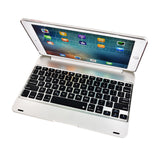 iPad  Pro 9.7 Air 2 Clavier,Creative iPad Bluetooth Wireless Keyboard Case ABS Stand