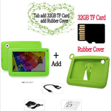 BDF  Tablet Android 4.4 Quad Core M86 Kids Learning Tablet PC