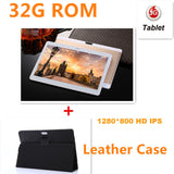 Tablet PC Octa Core 4GB RAM 32GB/64GB ROM Dual SIM Cards Android 7.0 GPS