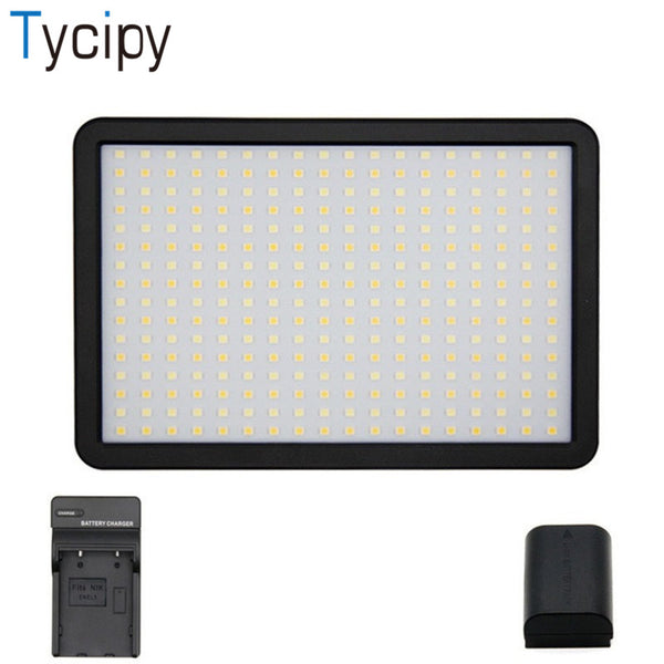 Tycipy dimmable camera,LED Photo Video Studio Photography  Light