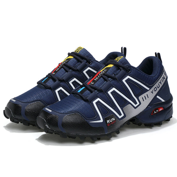 Men Running Shoes Hiking Shoes Sneakers Athletic Outdoor Sports Hiking Sneakers