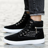 Fashion Mens Lace-Up Snake Suede Mixed Shoes Casual Shoes Sneakers Shoes