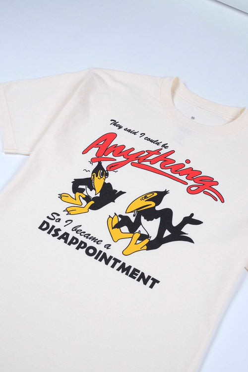 DISSAPOINTMENT TEE