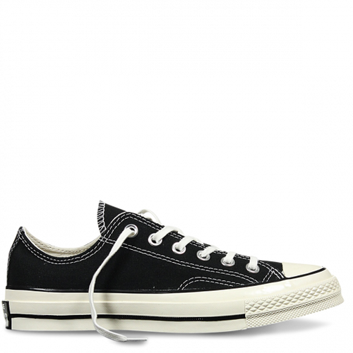CHUCK TAYLOR ALL STAR 70 LOW TOP BLACK