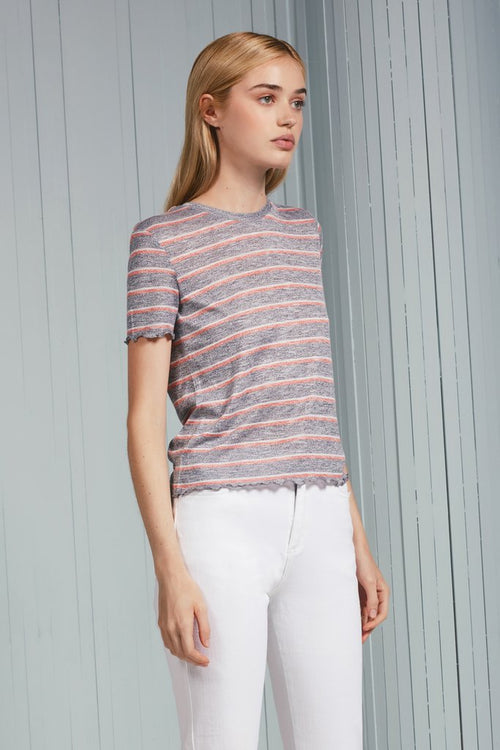 MINISTRY STRIPE TOP