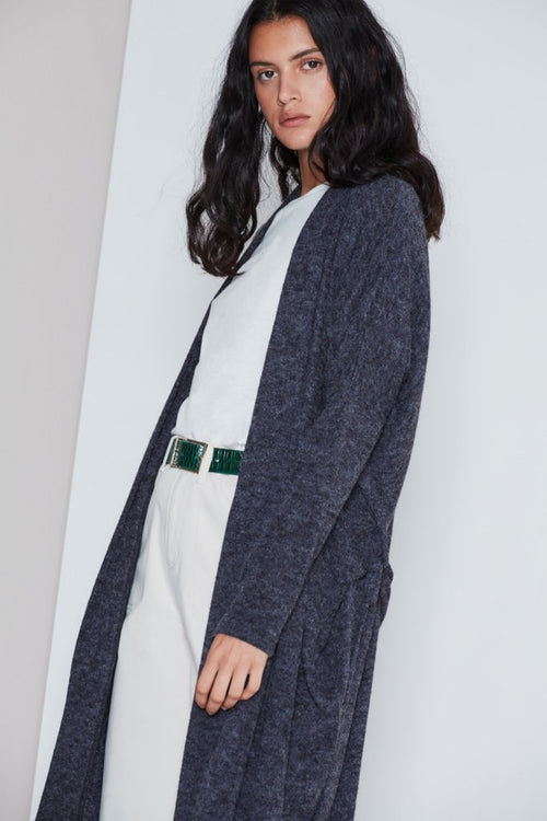 SOUND LONG SLEEVE CARDIGAN