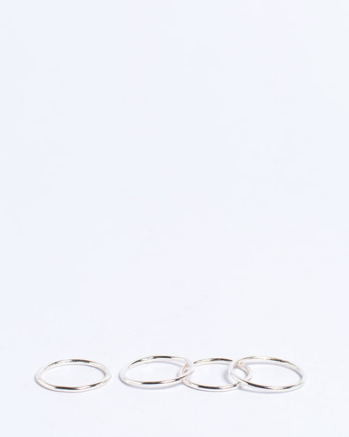 THE STACKER RINGS