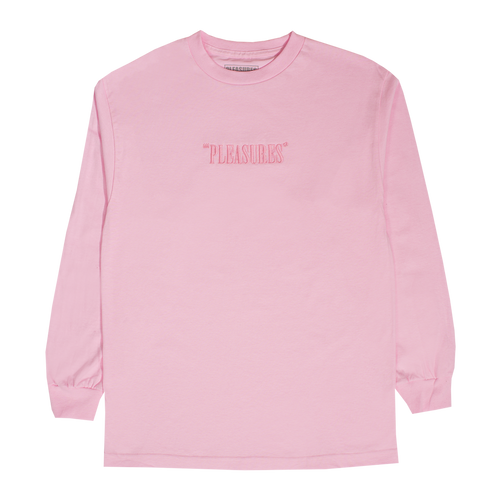 CORE LOGO EMBROIDERED LONG SLEEVE