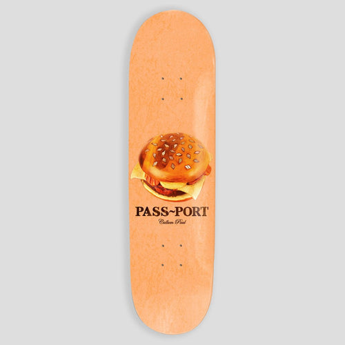"PASS~PORT ""MOTHER OF PEARLS"" JOSH PALL DECK"