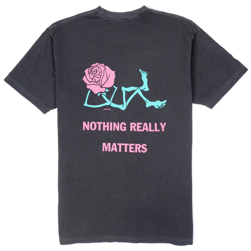 NOTHING REALLY MATTERS SHORT SLEEVE TEE