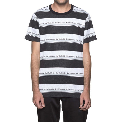 WORLDWIDE STRIPE KNIT TEE