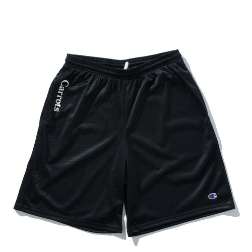 CARROTS WORDMARK CHAMPION MESH SHORTS
