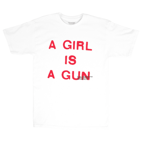 GIRL IS A GUN T-SHIRT
