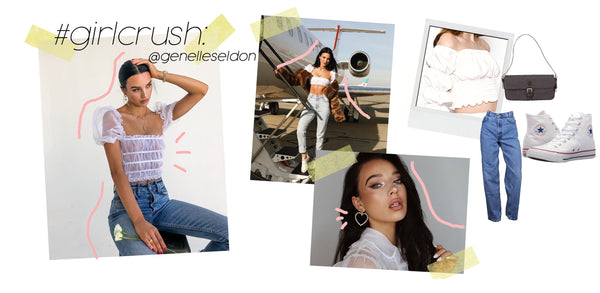 GIRL CRUSH ALERT: @genelleseldon | re-create the looks