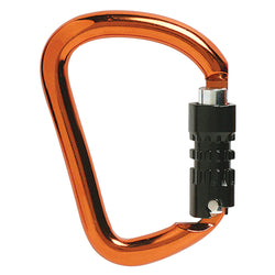 Triple Action Large Square Gate Karabiner Alloy Steel