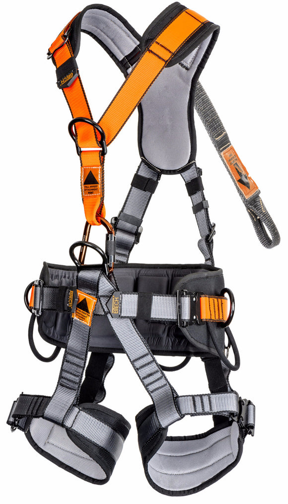 BTECH® COMFORTFIT Premium Harness Ultimate Value for Money Manufactured to AS/NZS1891.1-2007 and 3rd party certified by Global Mark.