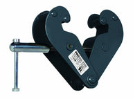 Black Girder Clamps 1T & 2T - Entertainment 75-230mm beam width.