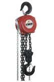 PRO-3G Chain Blocks 1T-20T Australian Certified 3m-6m