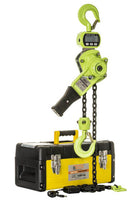 BTS Load Scale Lever Hoist 2T 1.5m c/w Carry Case