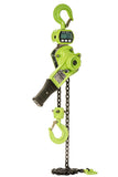 BTS Load Scale Lever Hoist 1T 1.5m c/w Carry Case