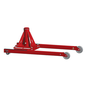 BTS Thern Wheel Base to suit Commander 1000 Davit Crane 5PT10