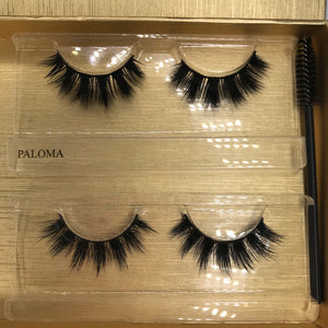 2 Lashes sets