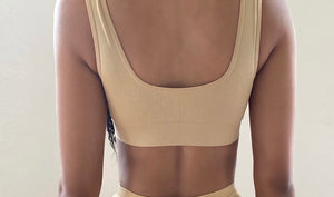 Skims nude top