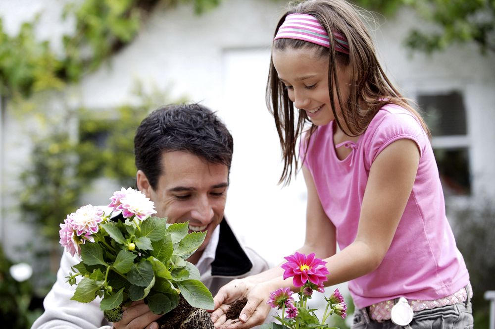 The Benefits of Gardening for Kids