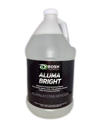 Aluminum Cleaners