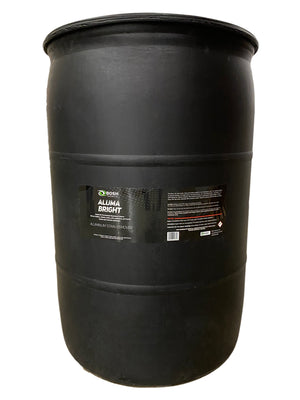 Aluma Bright Aluminum Cleaner 55 Gallon Drum