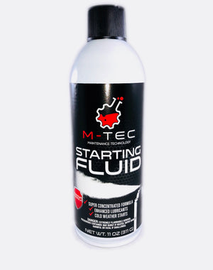 M-tec Starting Fluid (12 Pack Case)