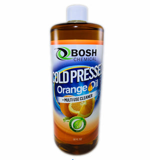 Bosh Chemical Cold Pressed Orange Oil