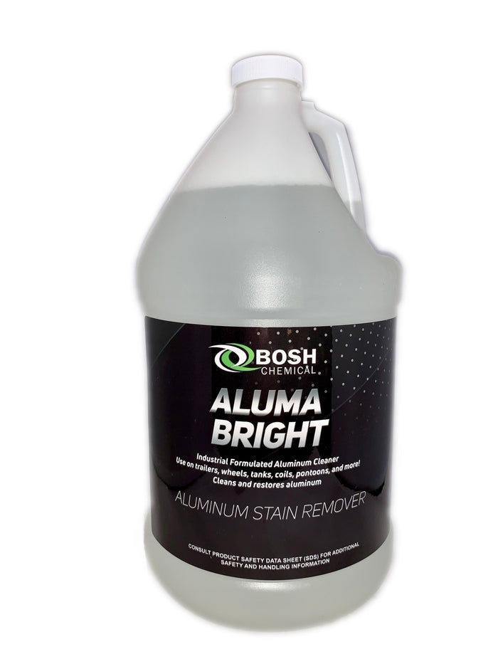 Aluma Bright, Aluminum Cleaner and Brightener