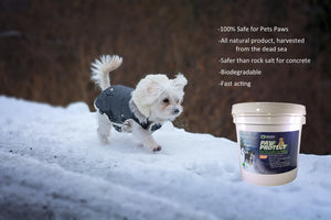 Paw Protect Ice and Snow Melt | Pet Safe, Safe Around Children | 15Lb