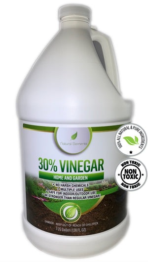 Natural Elements 30% Vinegar | Home and Garden Vinegar